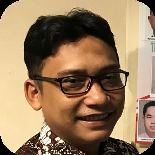 Anjar Dwi Putranto, PMP