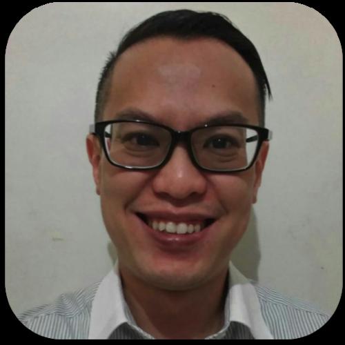 Erick Ferdinand W, PMP